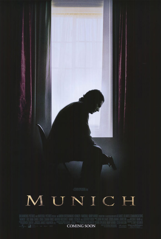 "poster for ""Munich&quot"