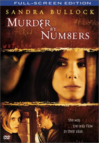 "poster for ""Murder By Numbers&quot"