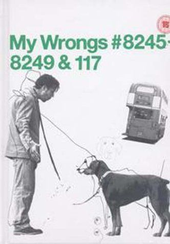 "poster for ""My Wrongs 8245-8249 and 117"" by Christopher Morris (2002)"