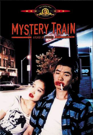 "poster for ""Mystery Train&quot"