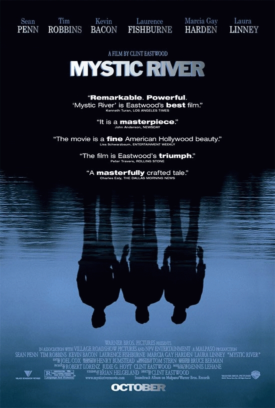 "poster for ""Mystic River&quot"