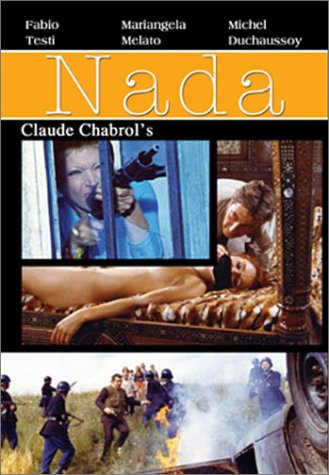 "poster for ""Nada&quot"