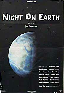 "poster for ""Night on Earth&quot"