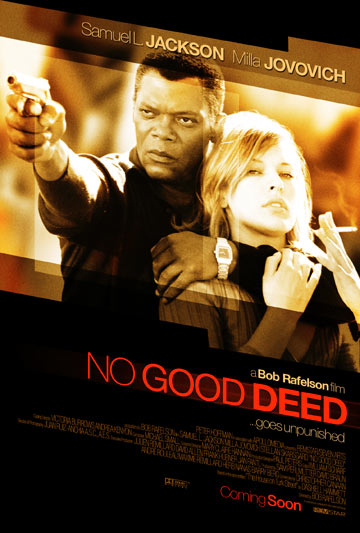 "poster for ""No Good Deed (House on Turk Street, the)"" by Bob Rafelson(2002)"