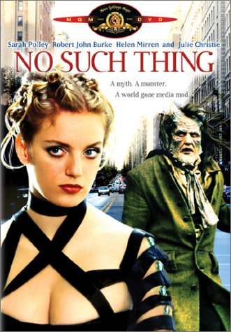 "poster for ""No Such Thing&quot"