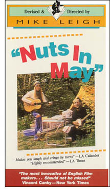 "poster for ""Nuts in May"" by Mike Leigh(1976)"