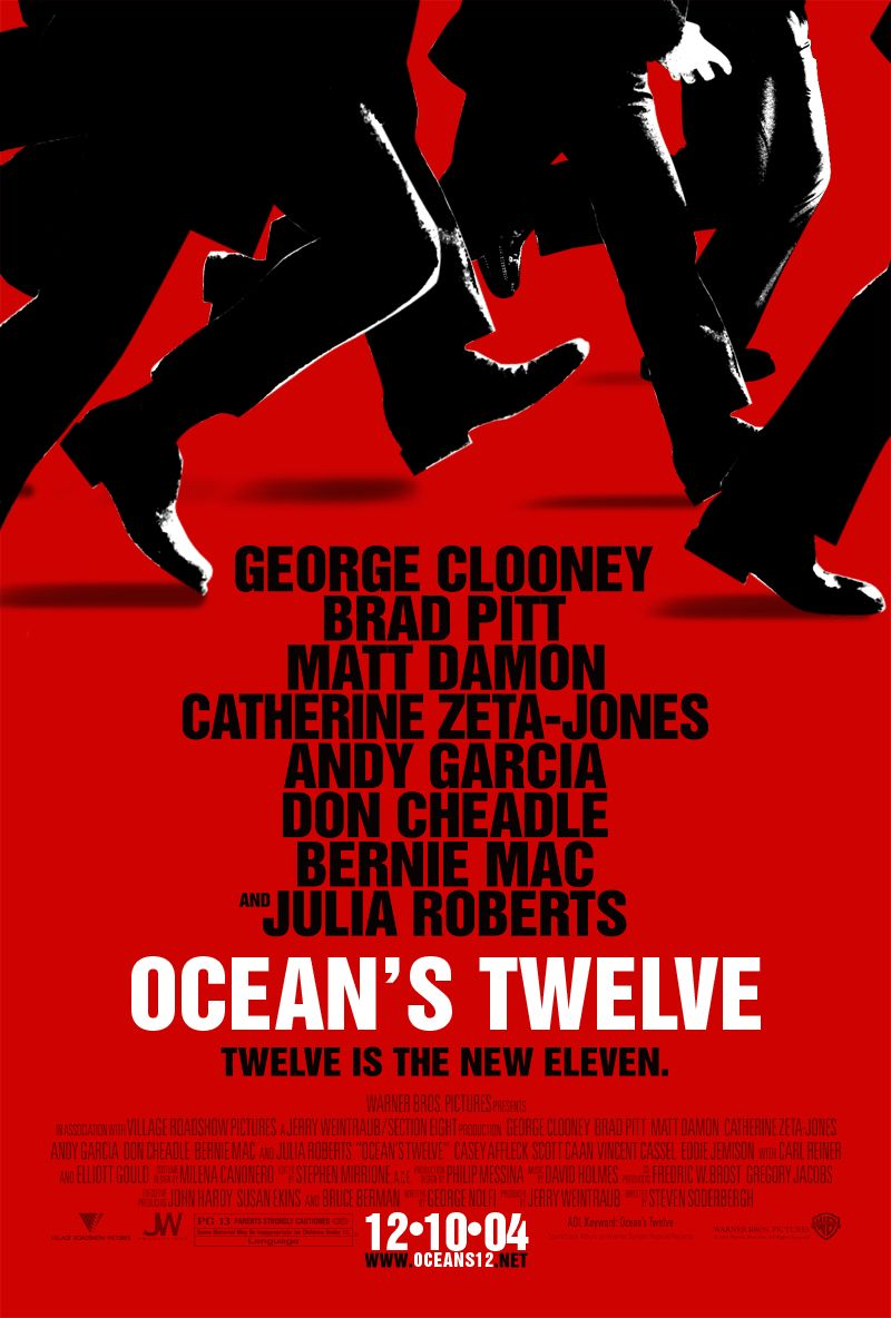 Movie Posters.2038.net | Posters for movieid-941: Ocean's ...