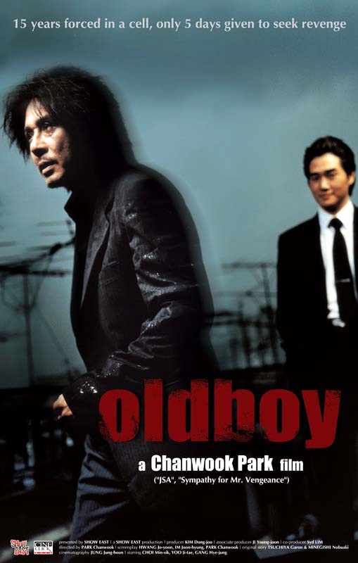 "poster for ""Oldboy&quot"