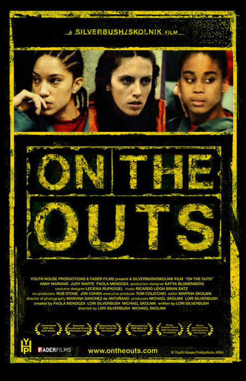"poster for ""On the Outs"""