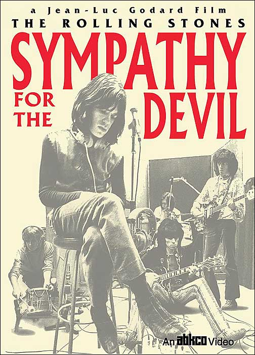 "poster for ""One Plus One (Sympathy for the Devil)&quot"