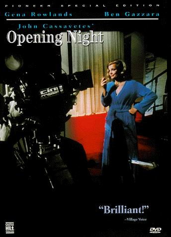 "poster for ""Opening Night&quot"