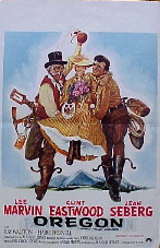 "poster for ""Paint Your Wagon&quot"