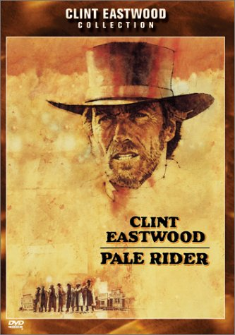 "poster for ""Pale Rider"""