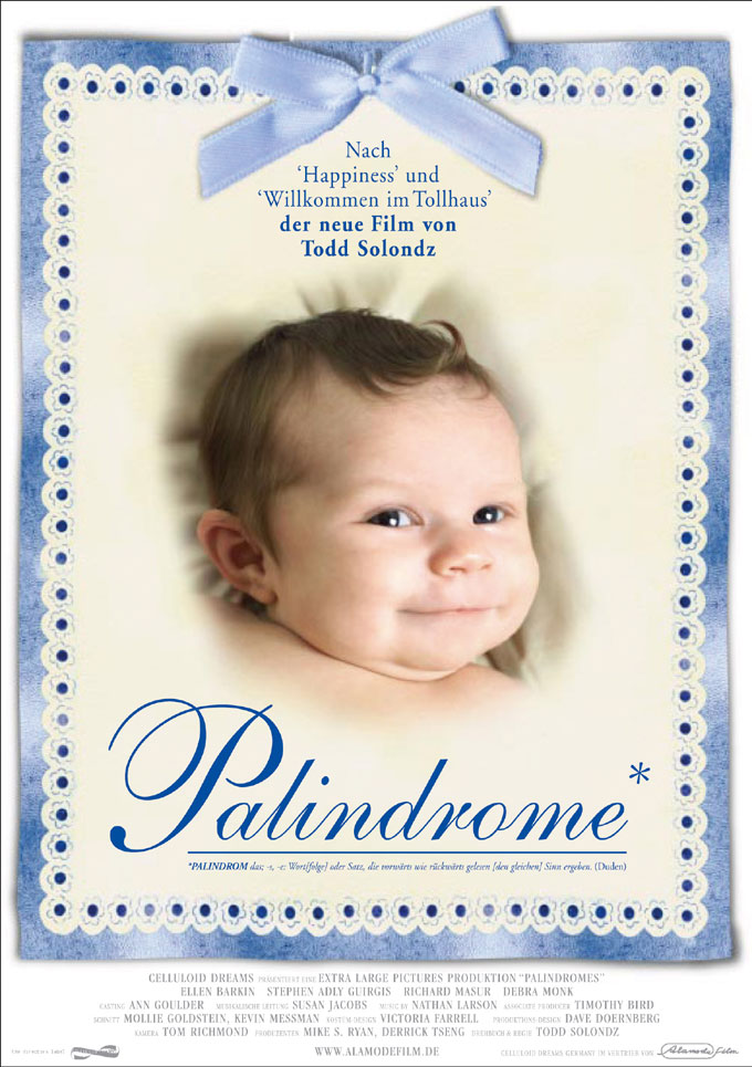 "poster for ""Palindromes&quot"