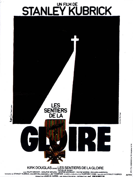 "poster for ""Paths of Glory"""