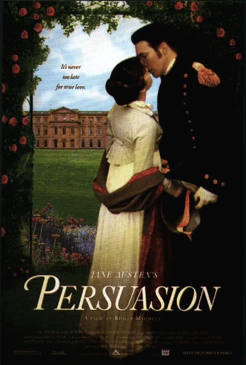 "poster for ""Persuasion"" by Roger Michell(1995)"