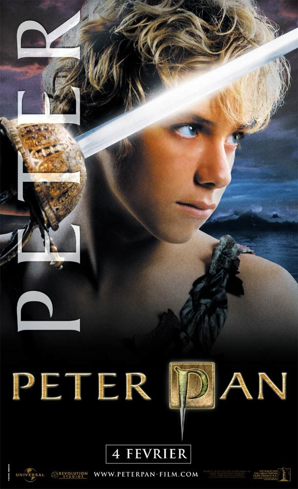"poster for ""Peter Pan&quot"