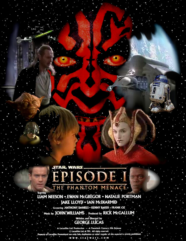 a comprehensive analysis of the first movie in a series of star wars the phantom menace If it were the first star wars movie, the phantom menace would be hailed as a visionary breakthrough but this is the fourth movie of the famous series, and we think we know the territory many of the early reviews have been blase, paying lip service to the visuals and wondering why the characters aren't.