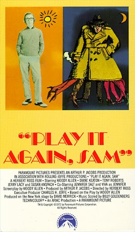 "poster for ""Play It Again, Sam&quot"