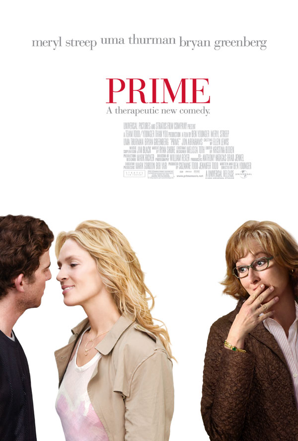 "poster for ""Prime"" by Ben Younger(2005)"