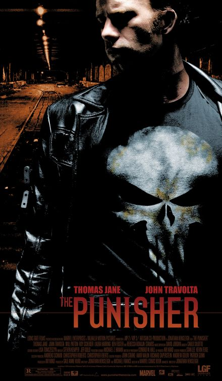 "poster for ""Punisher, The&quot"