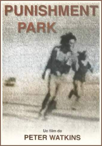 "poster for ""Punishment Park"""