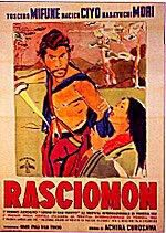 "poster for ""Rashomon&quot"