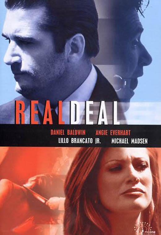 "poster for ""Real Deal, The"" by Tom Burruss (2002)"