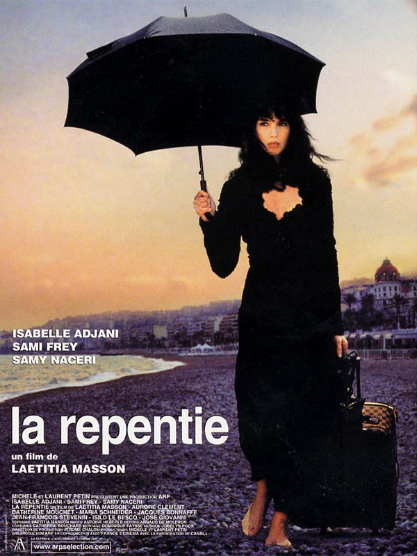"poster for ""Repentie, La"" by Laetitia Masson(2002)"