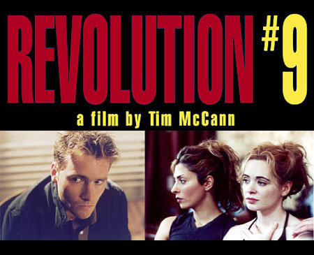 "poster for ""Revolution #9"" by Tim McCann (2001)"