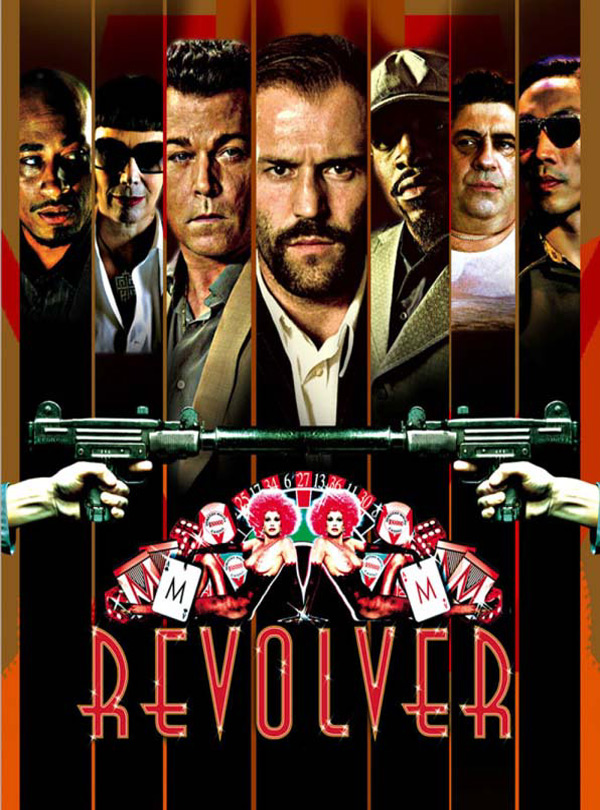 "poster for ""Revolver&quot"