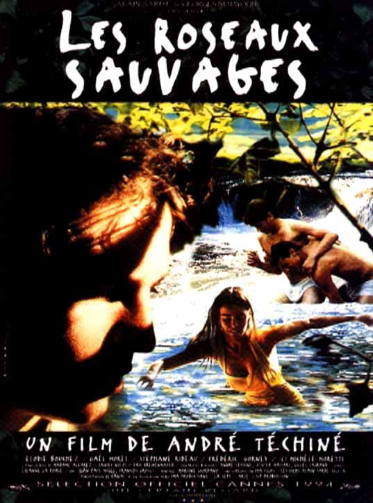 "poster for ""Roseaux sauvages, Les  (Wild Reeds, The)&quot"