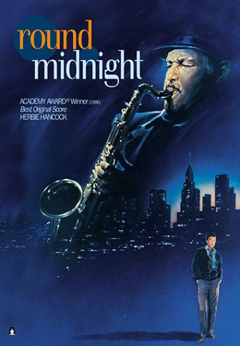 "poster for ""Round Midnight&quot"