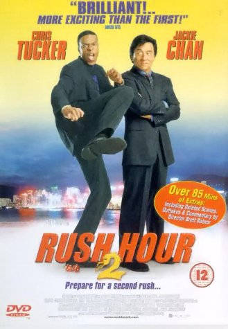"poster for ""Rush Hour 2&quot"