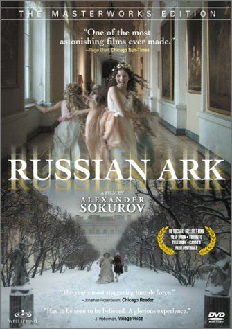 "poster for ""Russian Ark&quot"