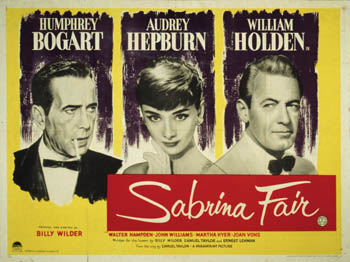 "poster for ""Sabrina&quot"