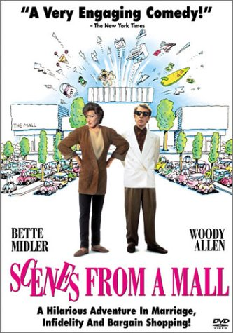 "poster for ""Scenes from a Mall&quot"