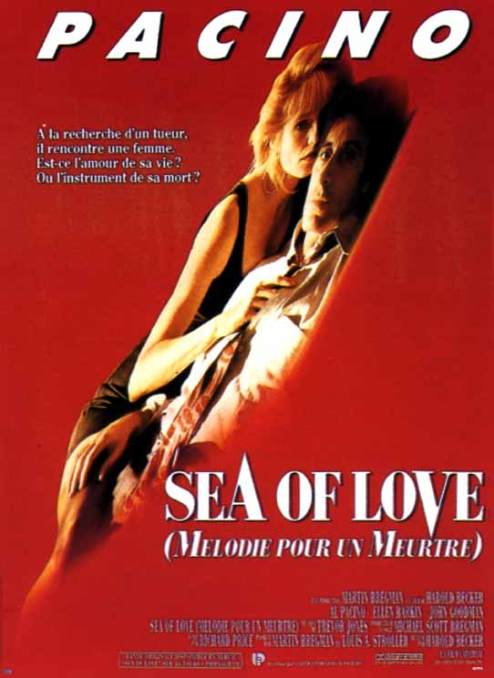 "poster for ""Sea of Love&quot"
