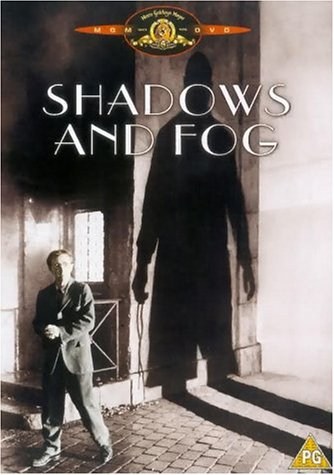 "poster for ""Shadows And  Fog&quot"