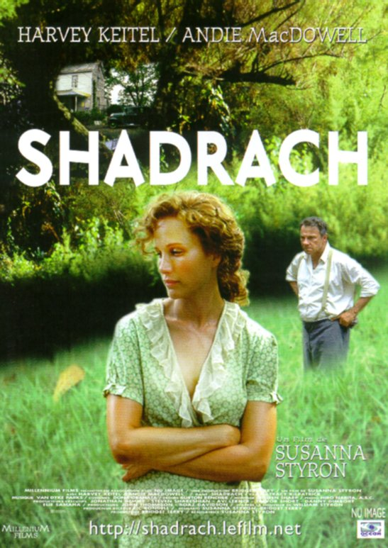 "poster for ""Shadrach&quot"