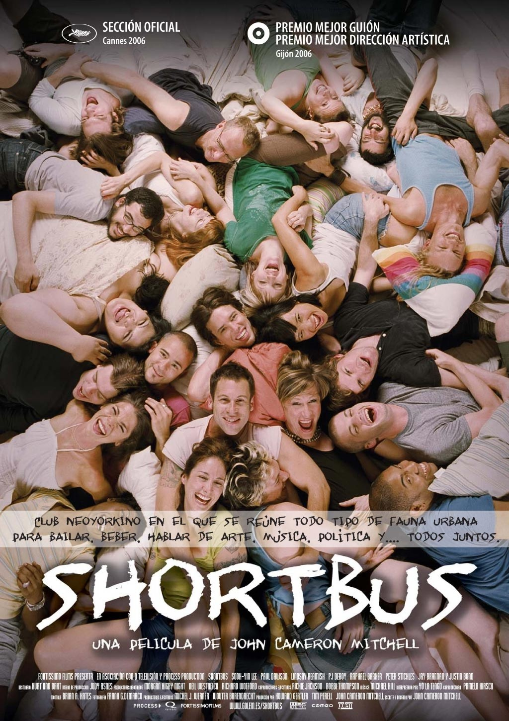 "poster for ""Shortbus&quot"