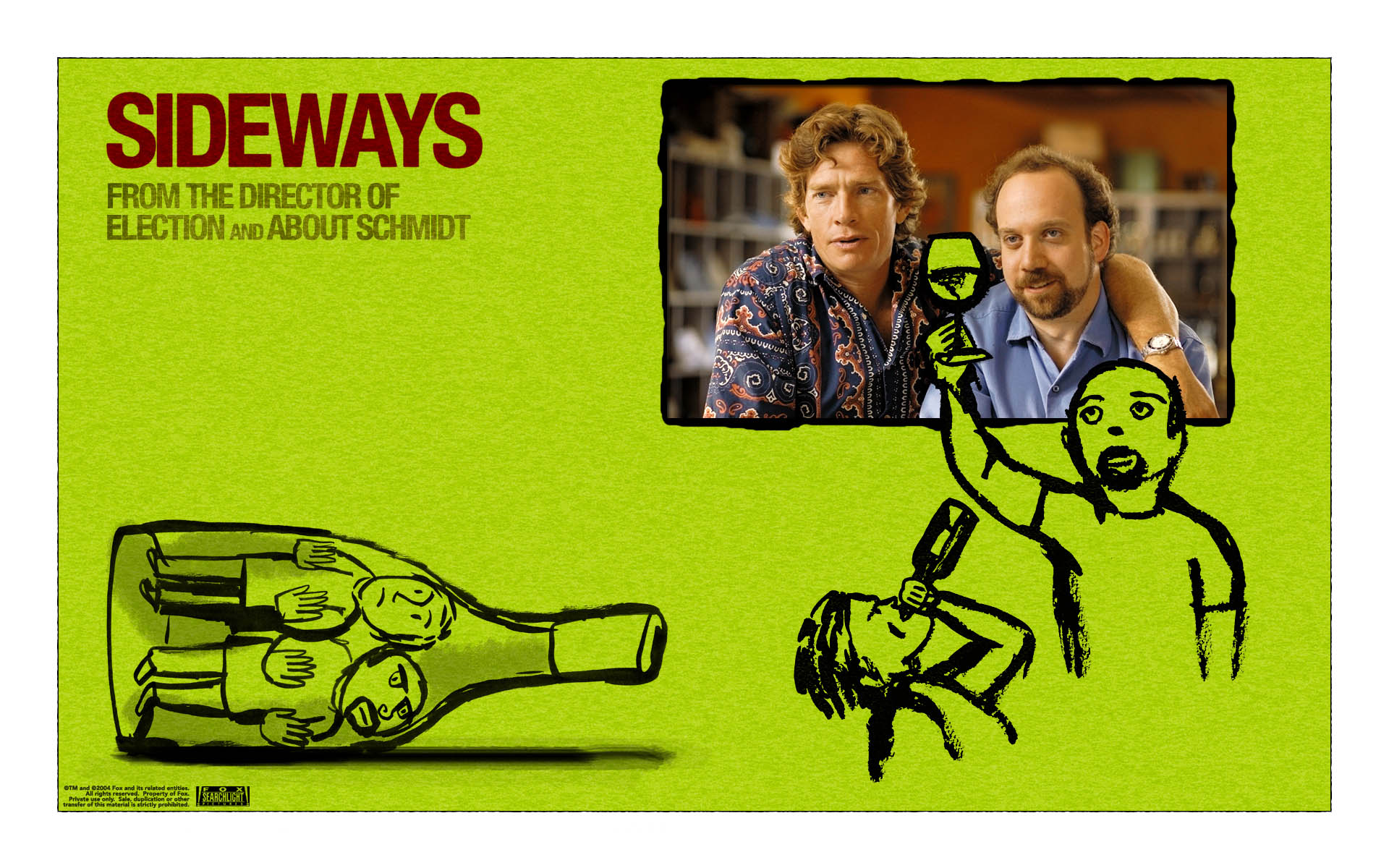 "poster for ""Sideways&quot"