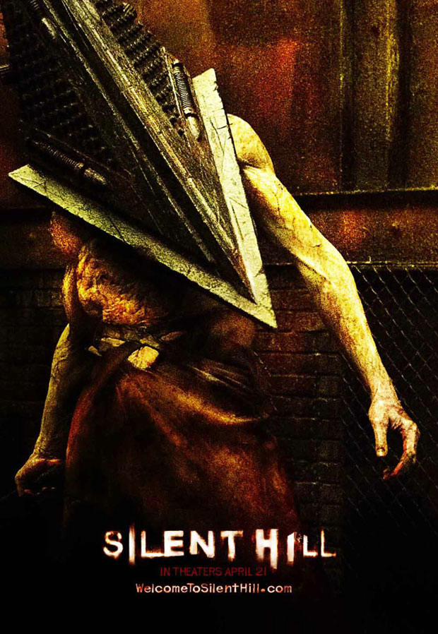 "poster for ""Silent Hill&quot"
