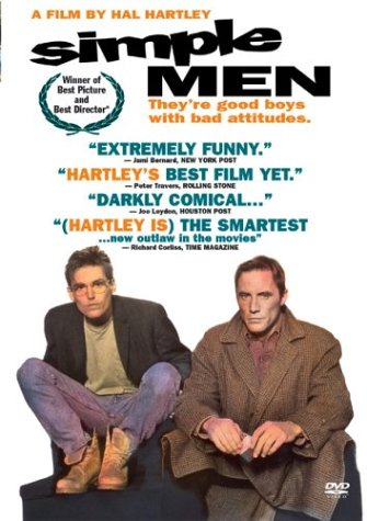 "poster for ""Simple Men&quot"