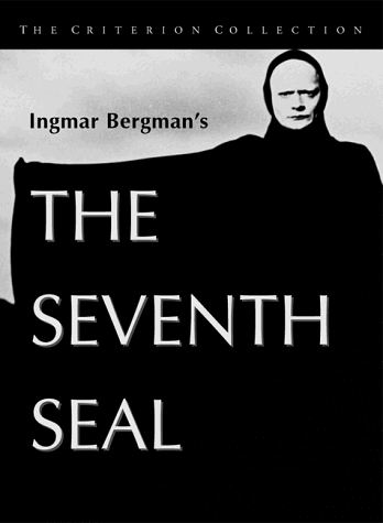"poster for ""Sjunde Inseglet, Det (The Seventh Seal)&quot"