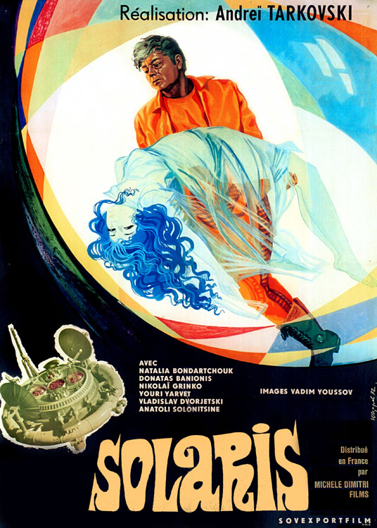 "poster for ""Solyaris (Solaris)&quot"