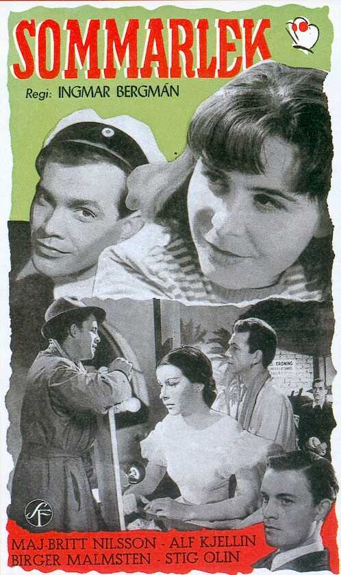 "poster for ""Sommarlek&quot"