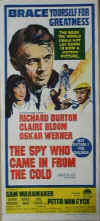 "poster for ""Spy Who Came In from the Cold, The&quot"