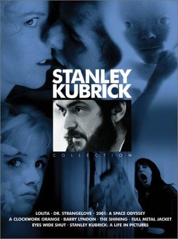 "poster for ""Stanley Kubrick, A Life In Pictures"" by Jan Harlan (2001)"