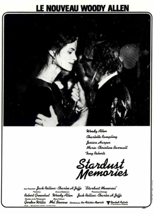 "poster for ""Stardust Memories&quot"